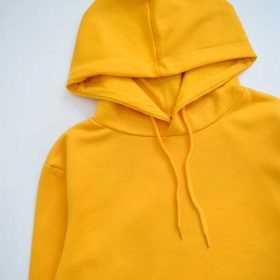 هودی زرد