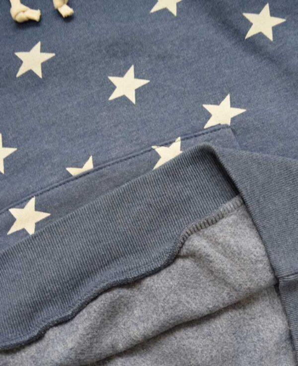 هودی تک رنگ ستاره