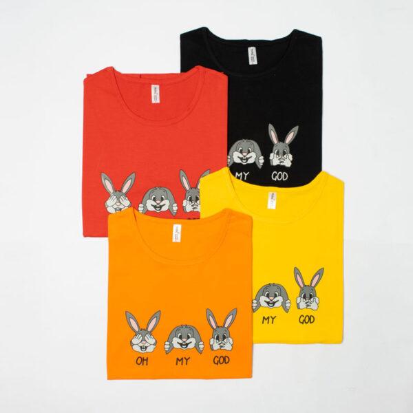 تیشرت خرگوش